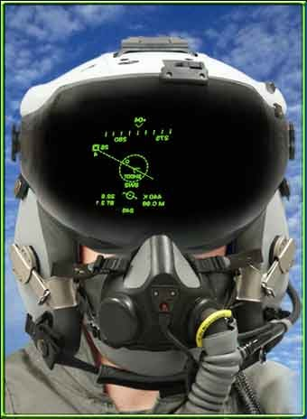F-35 Helmet Display System To Scare the Bejeezus Out of Enemies