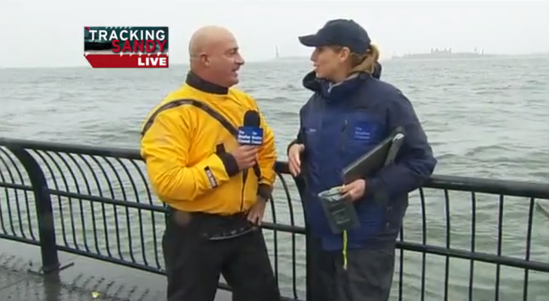 Jim Cantore, Our Spirit Animal