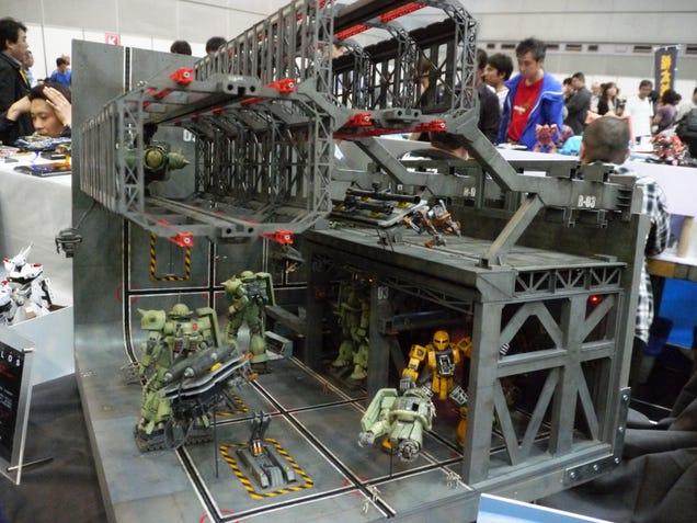 Gundam Diorama Tutorial Gundam Dioramas Will Melt
