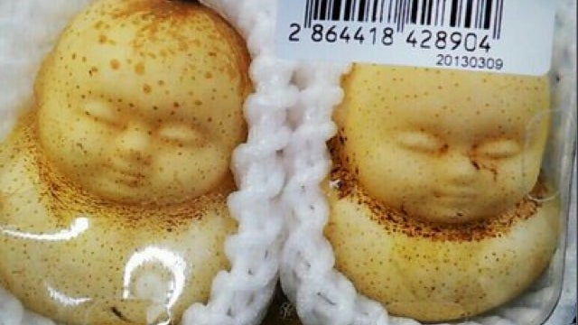 The Creepiest Fruit China Has To Offer