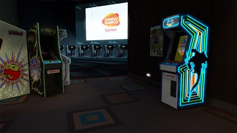 Namco Museum Essentials Brings Namco Bandai Home