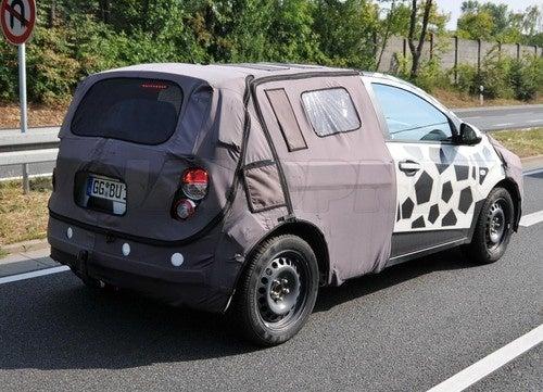 2011 Chevy Aveo