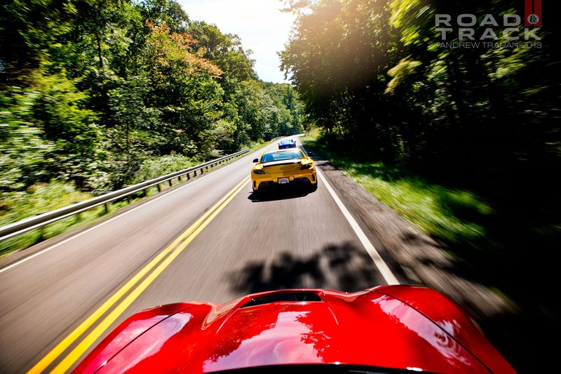 Your awesome R&T PCOTY desktop wallpapers are right here