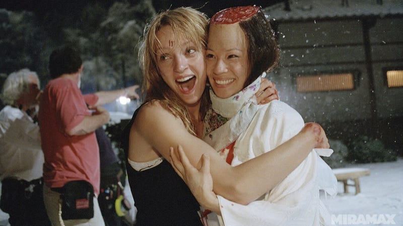 Kill Bill's Most Violent Scene Required Blood, Wires, and Close Haircuts