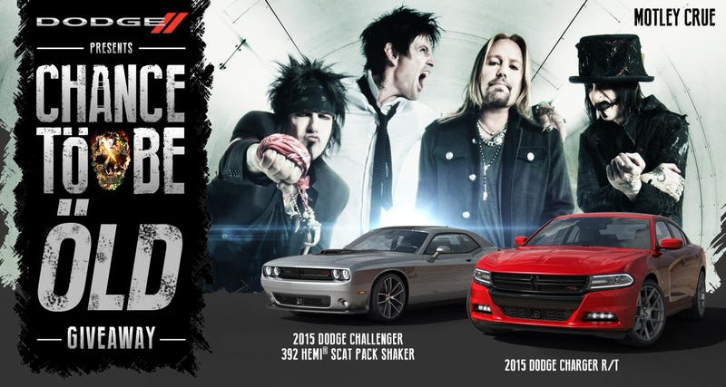 Dodge Is Officially For Men Who Remember Having STDs In The '80s