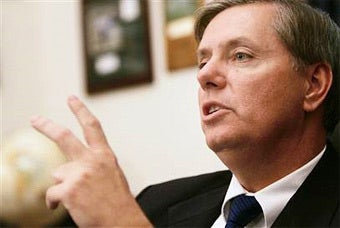 Lindsey Graham Looking To Kill His Climate Change Bill