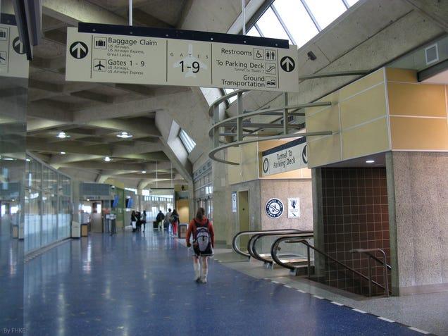 Kansas City Airport Car Rental Shuttle