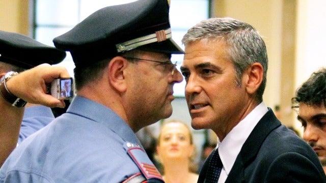 Trio Behind Fake George Clooney Fashion Line Sentenced To Jail