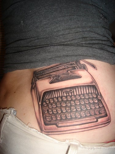 Vintage Gadget Tattoos