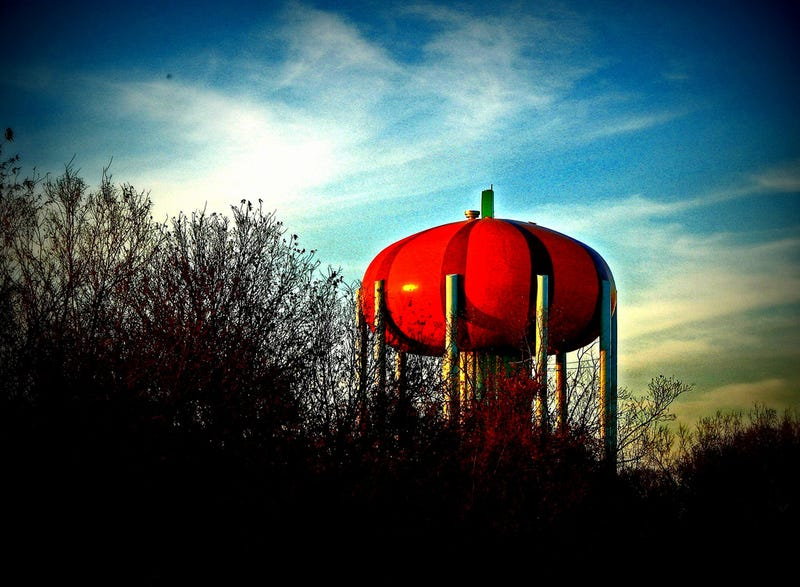 7 of the World's Weirdest Water Towers