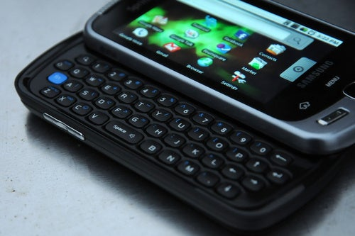 Samsung Moment Review: The ED-209 of Android Phones