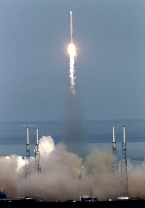 Could this rocket be the replacement for the space shuttles?