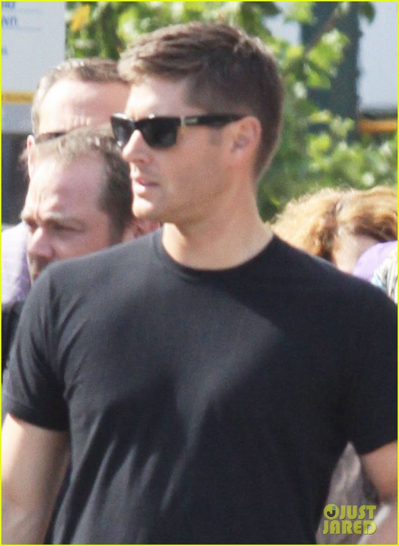Supernatural - August 1 Set Photos
