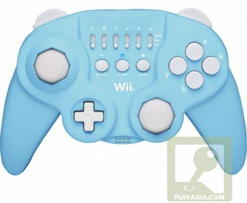 Wii Classic Controller Gets a GameCube Makeover