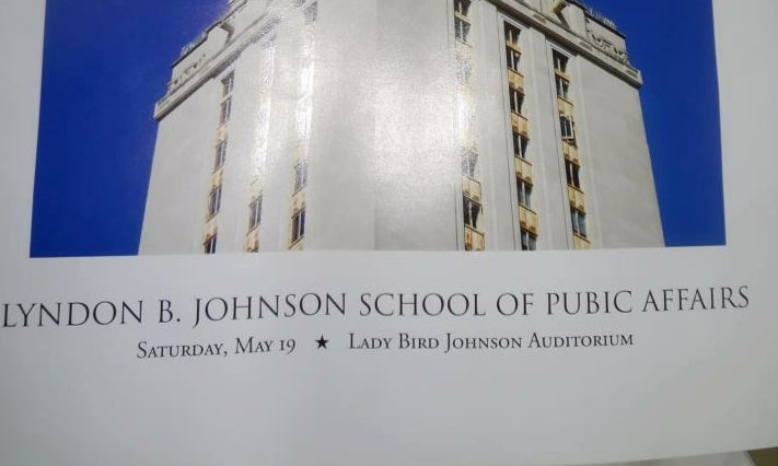 LBJ School of 'Pubic' Affairs Apologizes After Unfortunate Typo Goes Public