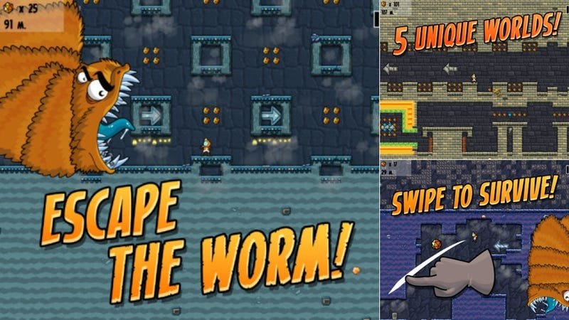 Worm Run, Solve the Outbreak, and More