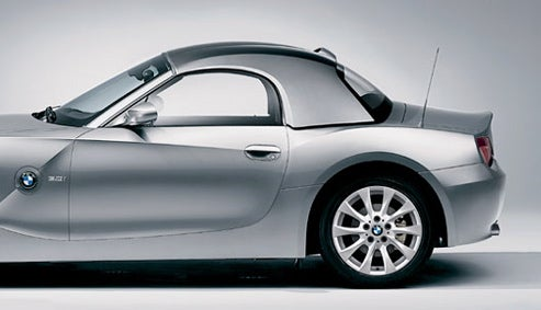 2009 BMW Z4 Reportedly To Come With Hard And Soft Top