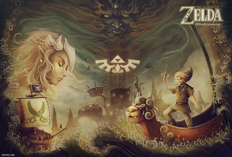 Wind Waker Reimagined is a Wonderful Thing