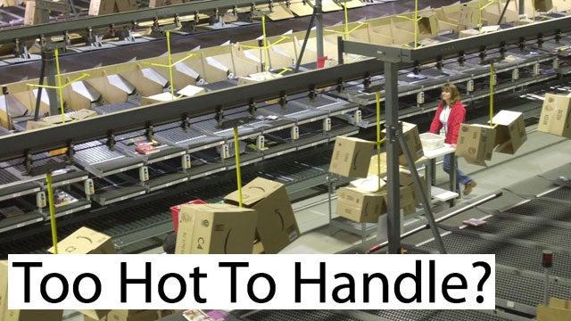 Is Amazon Running a Sweatshop in Pennsylvania?