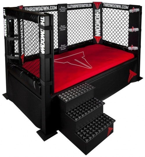Throwdown Bed: For When Going to Bed Is a Battle