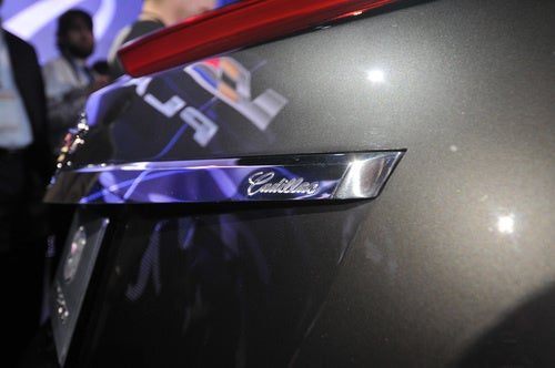 Gallery: Cadillac XTS Platinum Concept Reveal