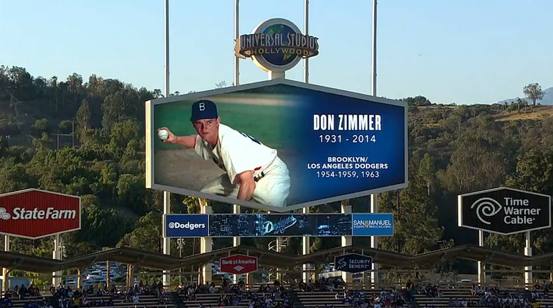 Vin Scully Fondly Remembers The Late Don Zimmer
