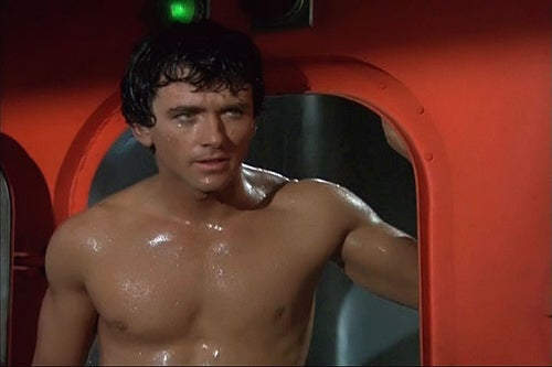 Why Patrick Duffy is Writing 3 Man From Atlantis Novels