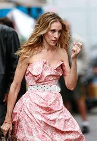 Sarah Jessica Parker Hates Samantha Jones, Jess Seinfeld; Doesn't Mind Streep's Kid