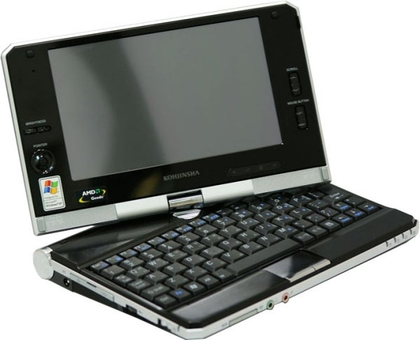 Kojinsha's New E8 Is Tablet Competitor for EEE PC