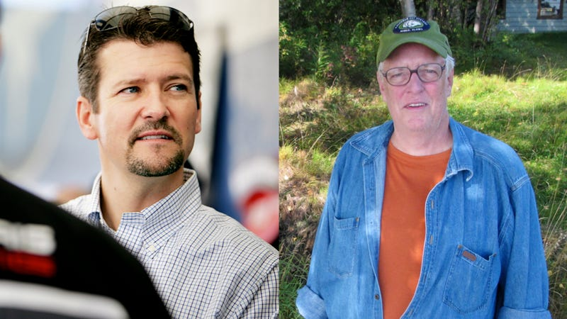 "Todd Palin Says Joe McGinniss' Book Contains ""Disgusting Lies"""