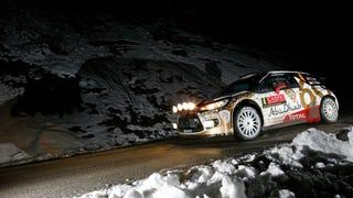 Rally Monte Carlo Update: Nooooooooooo!!