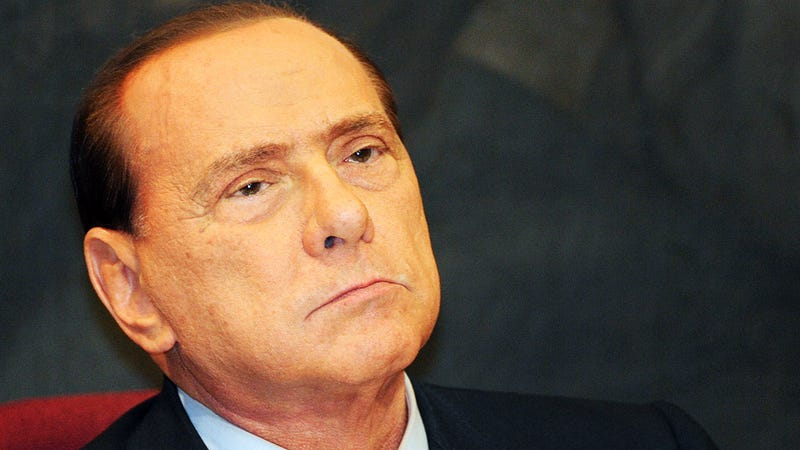 Silvio Berlusconi: 'I'm Not a Playboy, I'm a Playman'