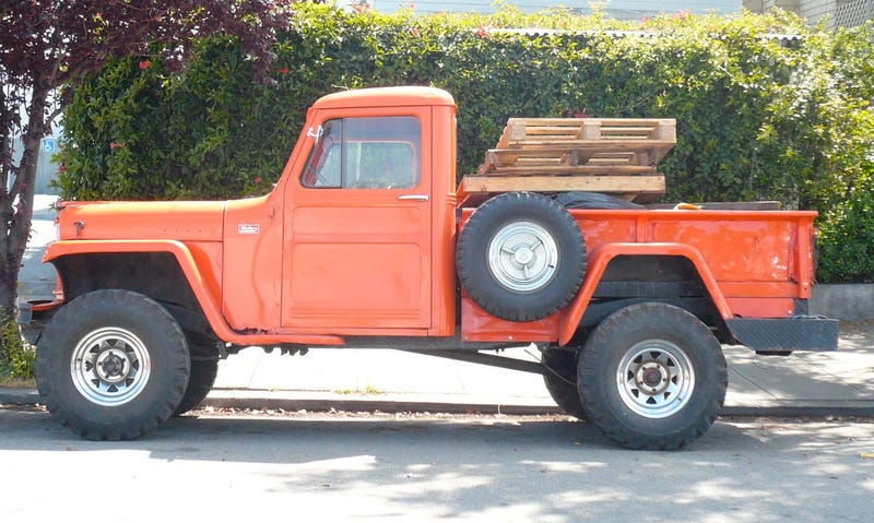 1958 Willys Pickup