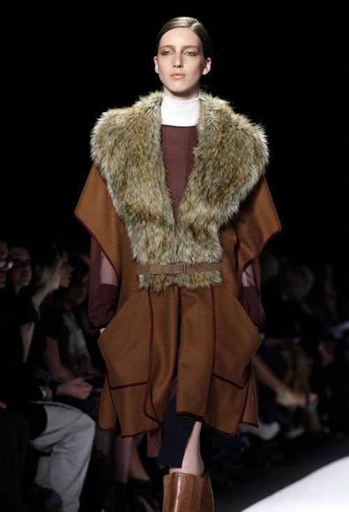 BCBG's Fall Collection Was That 70s Show
