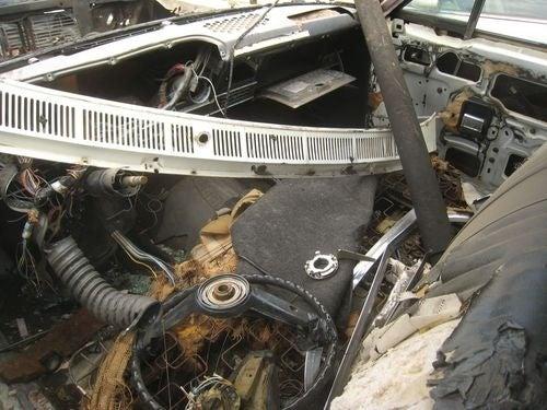 1968 Ford Galaxie Down On The Junkyard