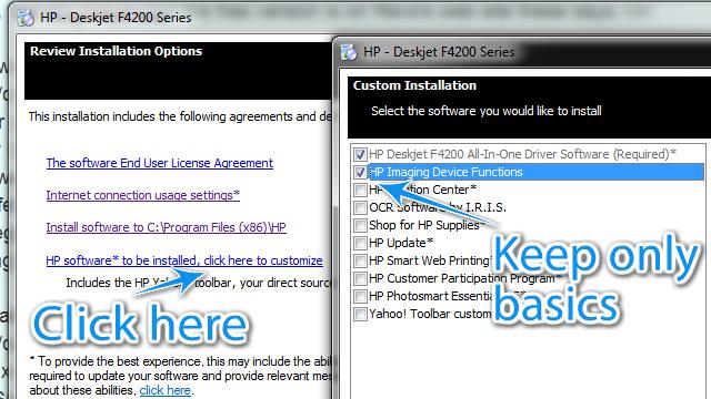 De-Crapify Your Windows Printer or Scanner Setup
