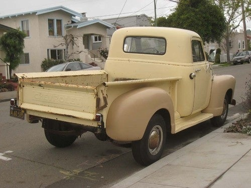1952 Chevrolet Pickup Down On The Alameda Street