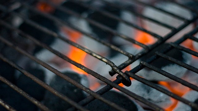 Change Charcoal Grilling Layouts to Improve Heat Control
