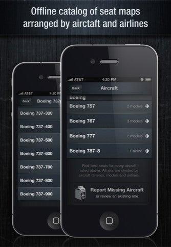 Jets App Gallery