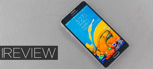 Samsung Galaxy Note 4 Review: The Best at Being Big