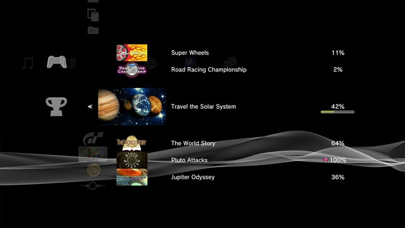 PlayStation 3 Firmware 2.4 in Photographs