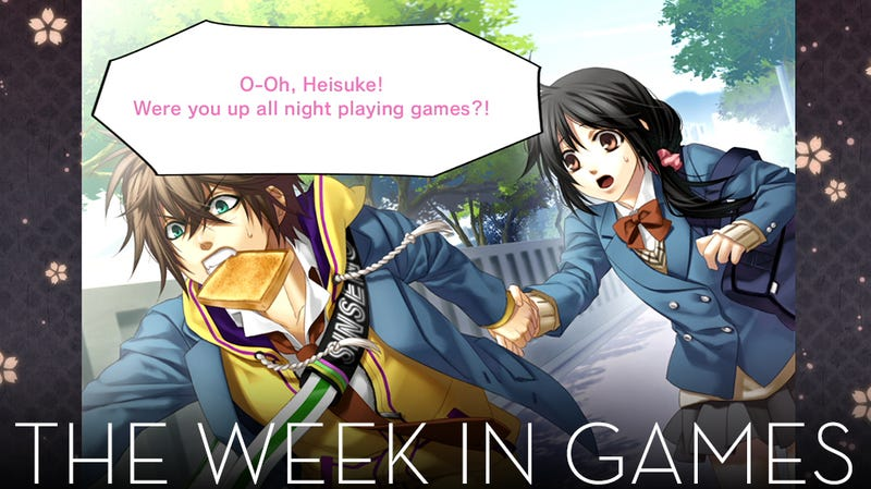 The Week In Games: Stories Of The Shinsengumi