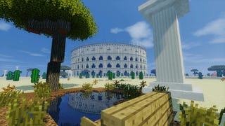 Huge <i>Minecraft</i> Adventure Map Stars the Wonders of the Ancient World