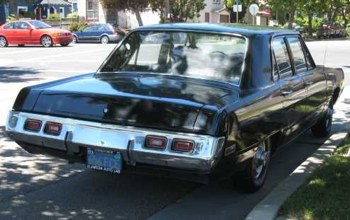 1970 Dodge Dart, With Bonus A-Body Poll