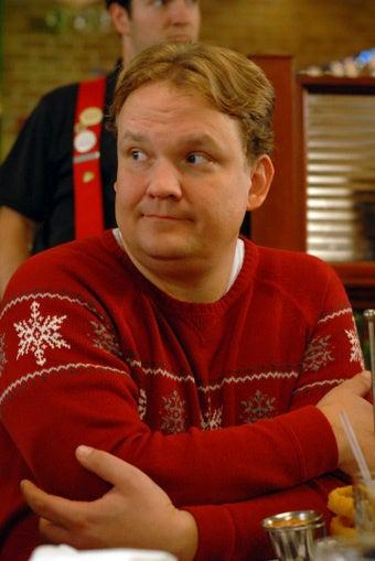Conan O'Brien Rehires Poor, Failed Andy Richter