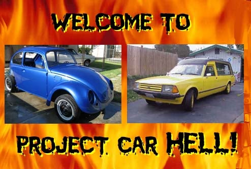 PCH, Ticket To The Afterlife Edition: WRX-Powered Beetle or Granada Hearse?