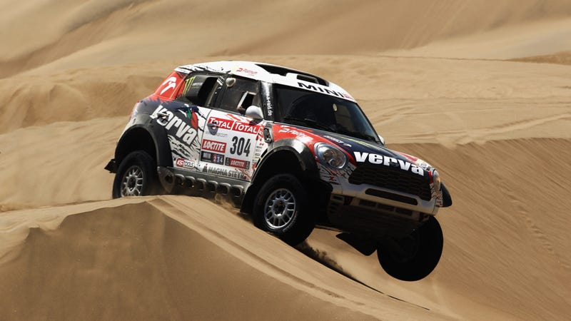 Weekend Motorsports Roundup: Jan. 5-6, 2013