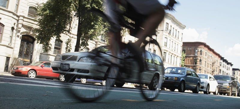 Bike Lanes Don't Cause Traffic (If You Put Them In The Right Place)