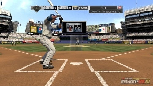 Multiplayer Fix for MLB 2K10 Could Arrive This Week