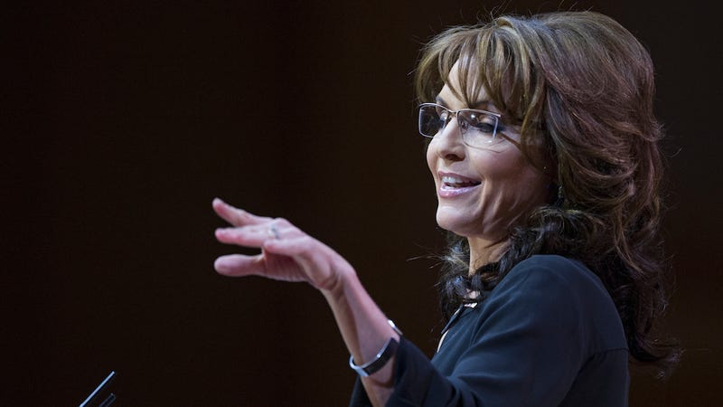 ​Sarah Palin Out-Palins Herself, Would Waterboard-Baptize Terrorists